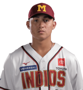 Edwards Guzman - Indios de Mayaguez