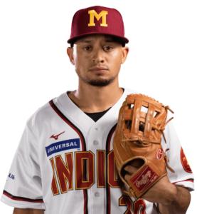 Zach Davis - Indios de Mayaguez